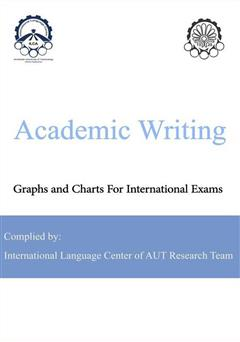 دانلود کتاب Academic Writing, Graphs And Charts For International Exams