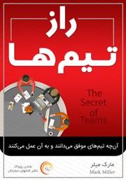 عکس جلد کتاب صوتی راز تیمها: آنچه تیمهای موفق میدانند و به آن عمل میکنند