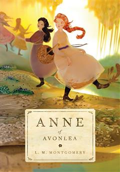 دانلود کتاب Anne of Avonlea (آنی شرلی در آونلی)