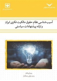 دانلود کتاب آسیب شناسی نظام حقوق مالکیت فکری ایران: پیشنهادات سیاستی