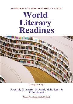 عکس جلد کتاب World Literary Readings