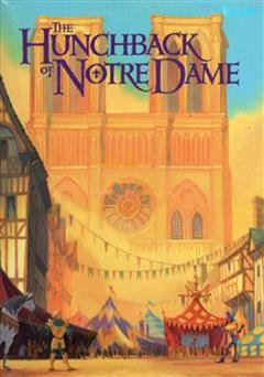 دانلود کتاب the hunchback of notre dame (گوژپشت نتردام)