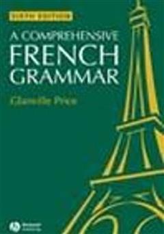دانلود کتاب A Comprehensive French Grammar