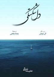 عکس جلد کتاب دلشکستگی
