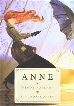 دانلود کتاب Anne of Windy Poplars (آنی شرلی در ویندی پاپلرز)