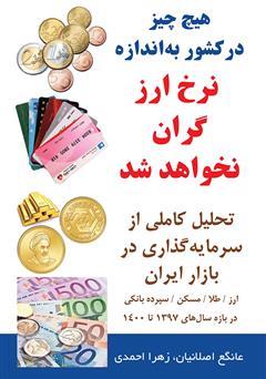 دانلود کتاب هیچچیز در کشور به اندازه ارز گران نخواهد شد!